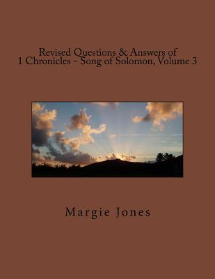 Revised Questions & Answers of 1 Chronicles - Song of Solomon