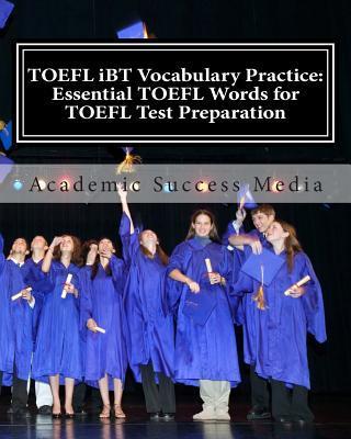 TOEFL IBT Vocabulary Practice
