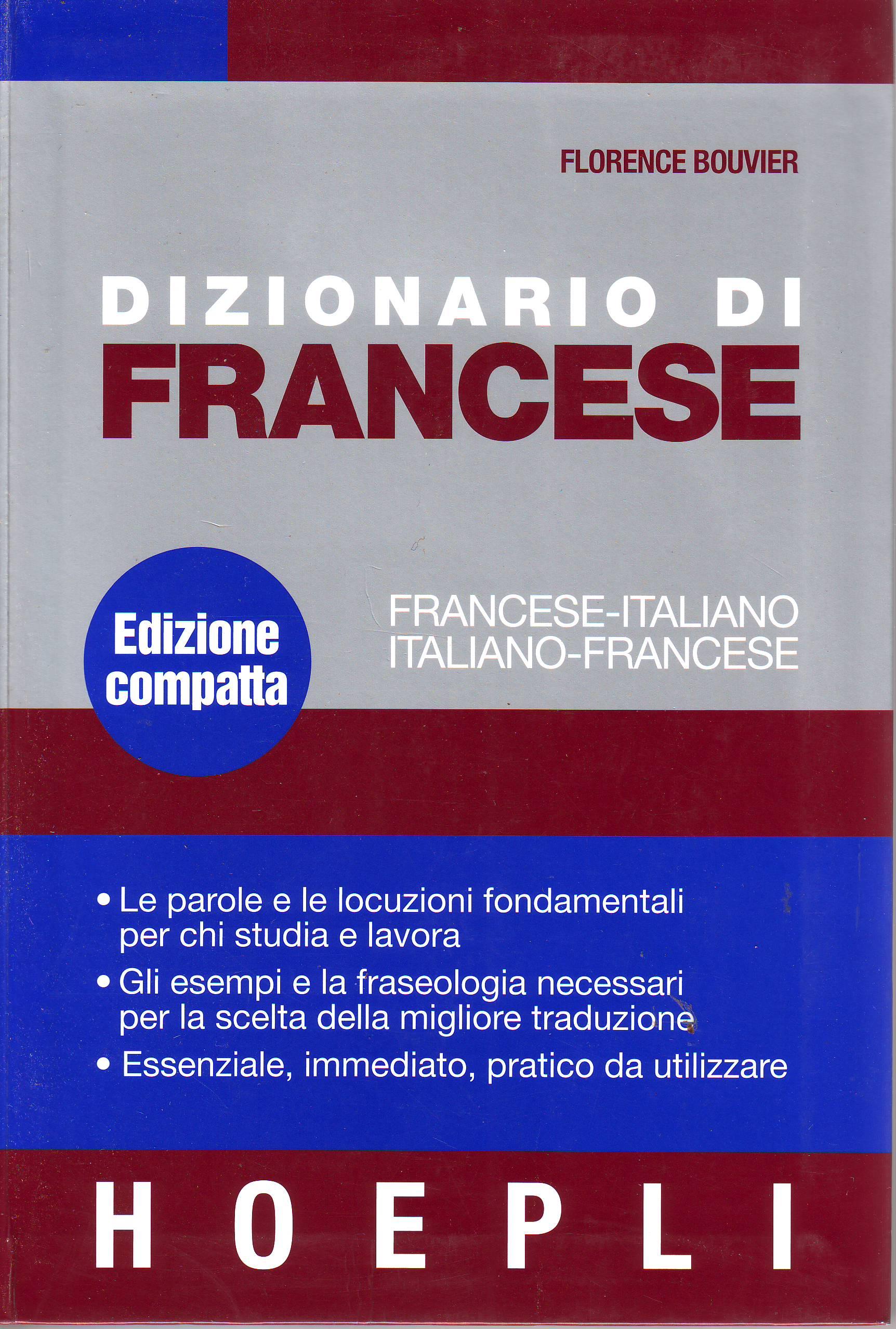 Dizionario francese-italiano