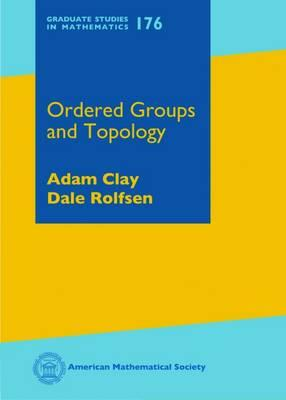 Ordered Groups and Topology