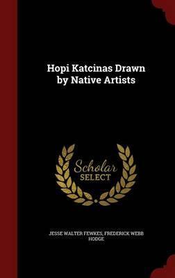 Hopi Katcinas Drawn ...