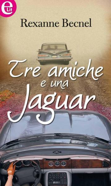 Tre amiche e una Jaguar