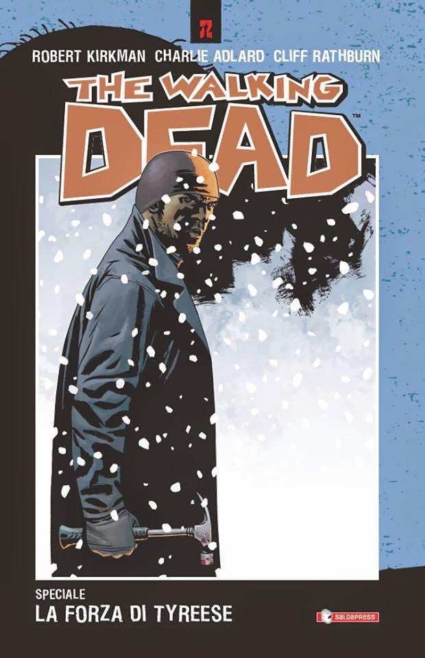 The Walking Dead spe...