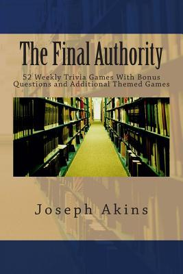 The Final Authority