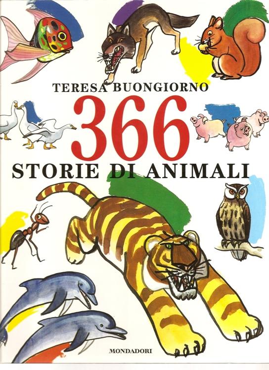 366 storie di animali
