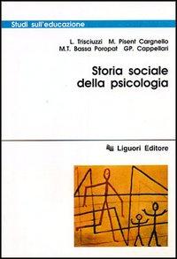 Storia sociale della psicologia