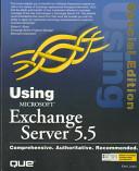 Using Microsoft Exchange Server 5.5