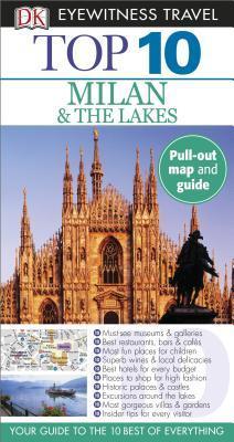 Dk Eyewitness Top 10 Milan & the Lakes