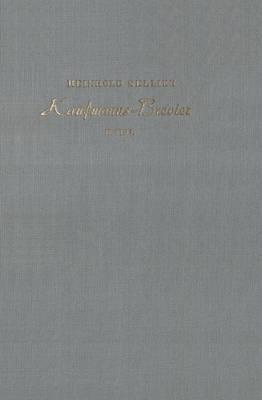 Kaufmanns-brevier