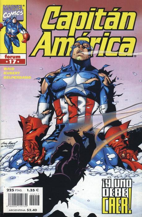 Capitán América Vol.4 #17 (de 27)