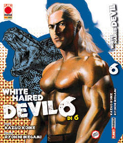 White Haired Devil v...