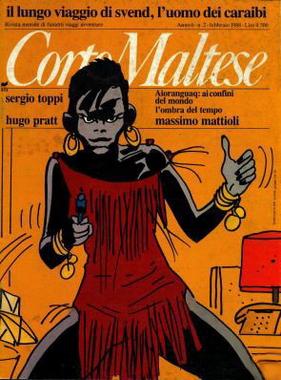 Corto Maltese, Anno VI, n. 2 (febbraio 1988)