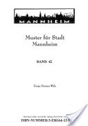 Muster für Stadt Mannheim