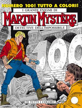 Martin Mystère n. 100