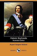 Historic Boyhoods (I...