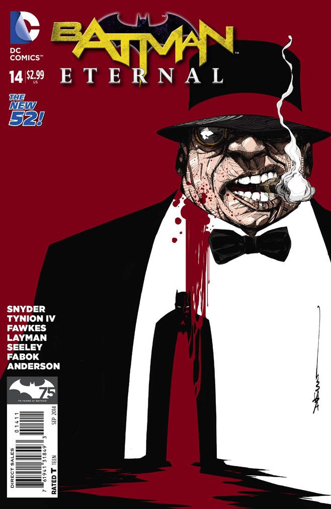 Batman Eternal Vol.1 #14