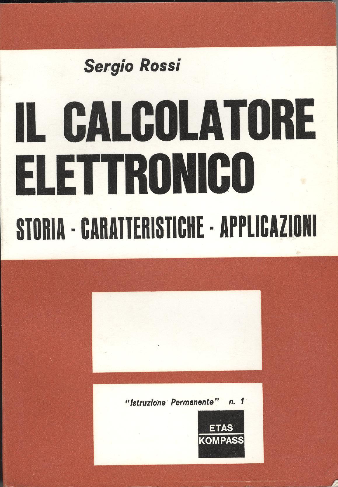 Il calcolatore elettronico