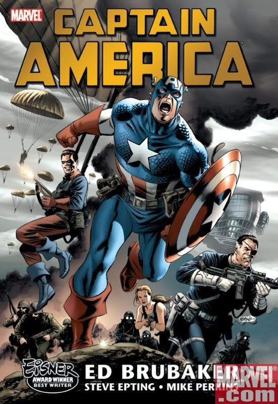 Captain America by E...