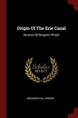 Origin of the Erie Canal