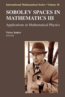 Sobolev Spaces in Mathematics 3