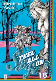Steel Ball Run 16