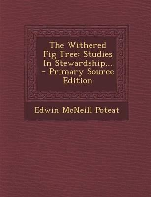 The Withered Fig Tree