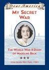 My Secret War