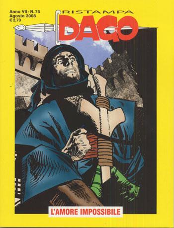 Ristampa Dago n. 75