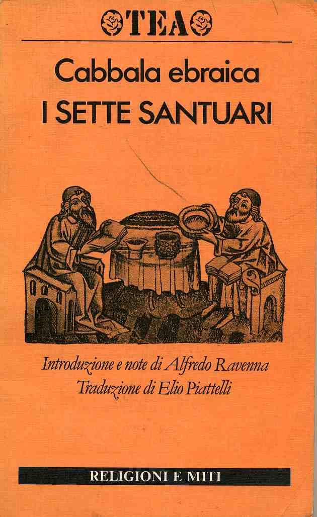 Cabbala ebraica: i Sette Santuari