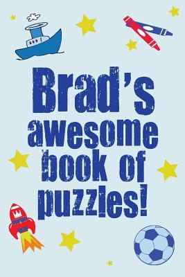 Brad's Awesome Book of Puzzles!