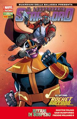 Rocket Raccoon & Il Leggendario Star-Lord #4