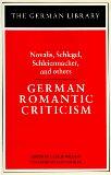 German Romantic Criticism