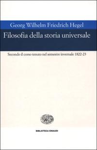 Filosofia della storia universale