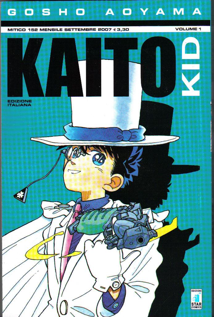Kaito Kid - vol.1