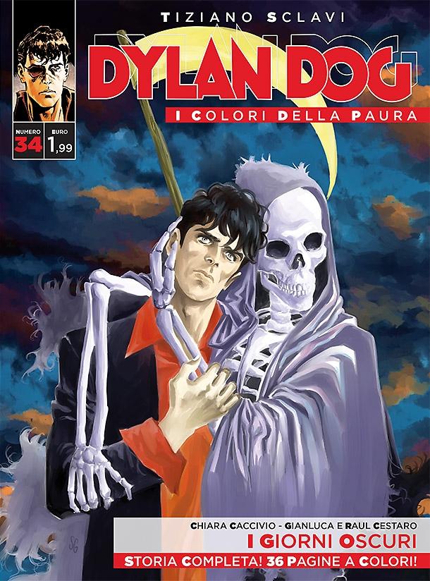 Dylan Dog - I colori della paura n. 34