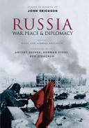 Russia War Peace And Diplomacy
