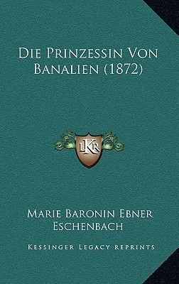 Die Prinzessin Von Banalien (1872)
