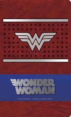 Dc Comics - Wonder Woman Ruled Notebook