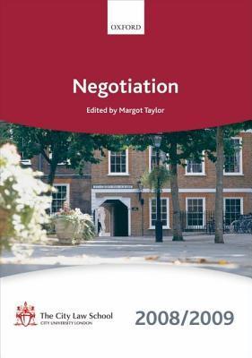Negotiation 2008-2009