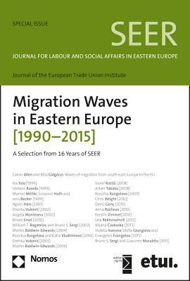 Migration Waves in Eastern Europe 1990-2015
