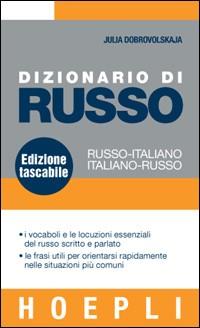 Dizionario di russo. Russo-italiano, italiano-russo. Ediz. tascabile