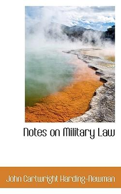 Notes on Military Law
