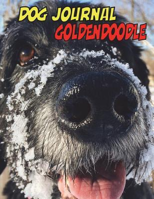 Dog Journal Goldendo...