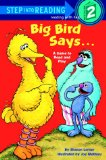 Big Bird Says...: A Game to Read and Play: Sesame Street