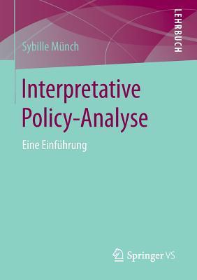 Interpretative Policy-analyse