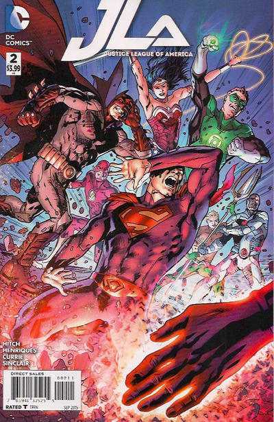 Justice League of America Vol.4 #2