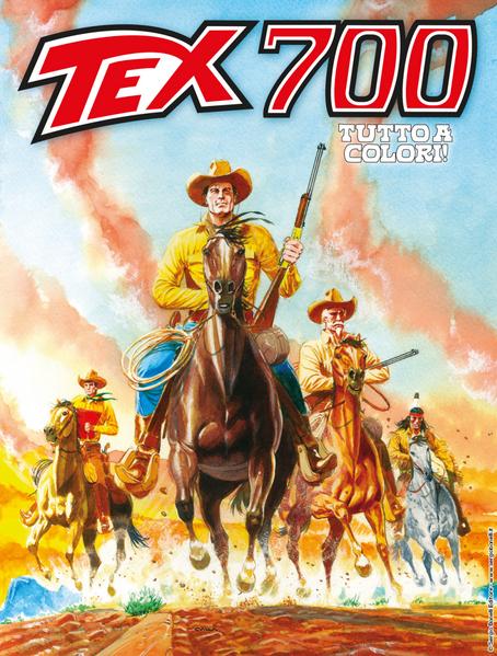 Tex n. 700