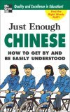 Just Enough Chinese, 2nd. Ed.