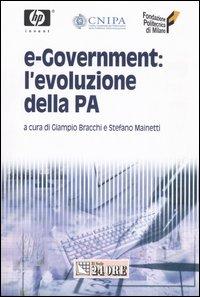 e-government: l'evoluzione della PA