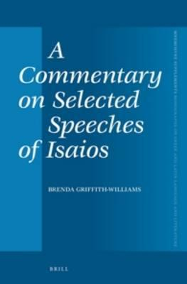 A Commentary on Selected Speeches of Isaios